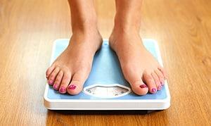 Calcolare il vostro peso ideale