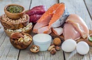 Carences protéines et symptomes