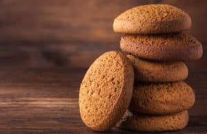 biscotti proteici vegani senza glutine ricetta dietetica