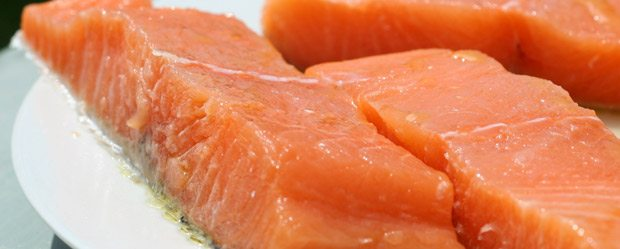 pesce alimento ricco di proteine