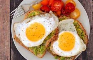 proteine colazione perdere peso