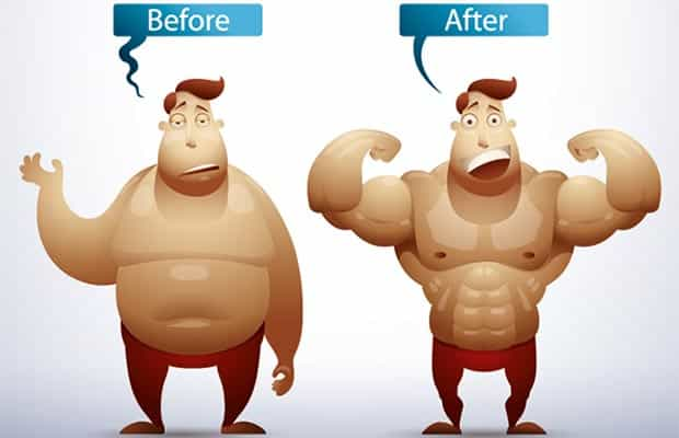 Comment transformer la graisse en muscle ? - Vicodellaforma