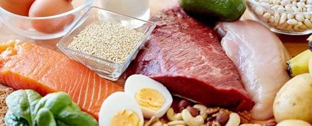 que manger avant le sport : les protéines