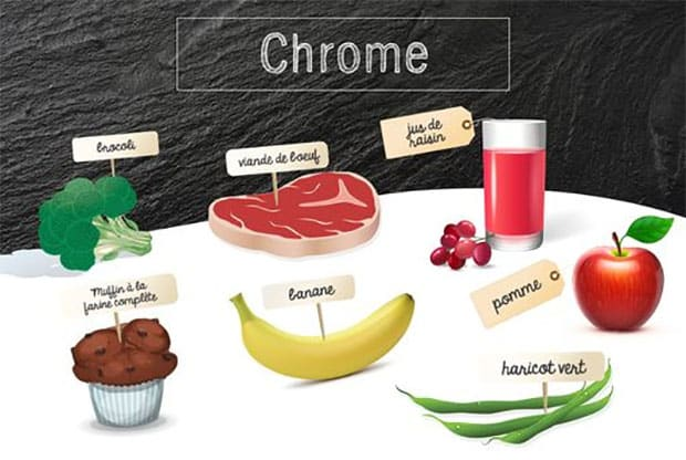 aliments-riches-en-chrome-pour-maigrir