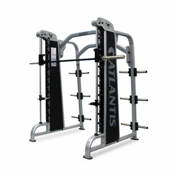 appareil musculation fessier smith machine