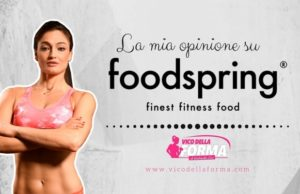 foodspring opinione