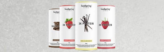 opinione 3k protein foodspring