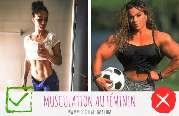 musculation femme : exercices, programmes et nutrition