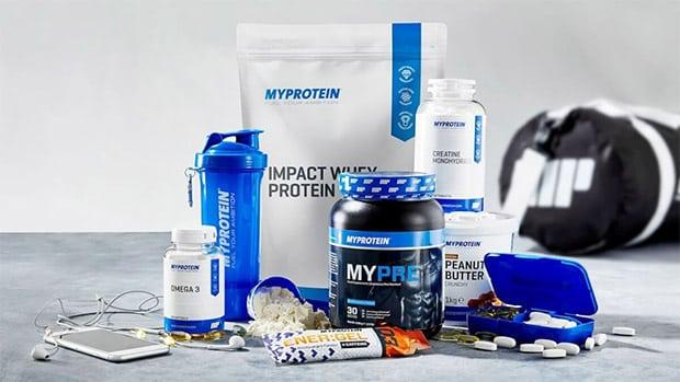 avis sur la qualité des produits myprotein