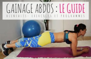 gainage abdo : exercices et programme