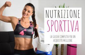 nutrizione sportiva