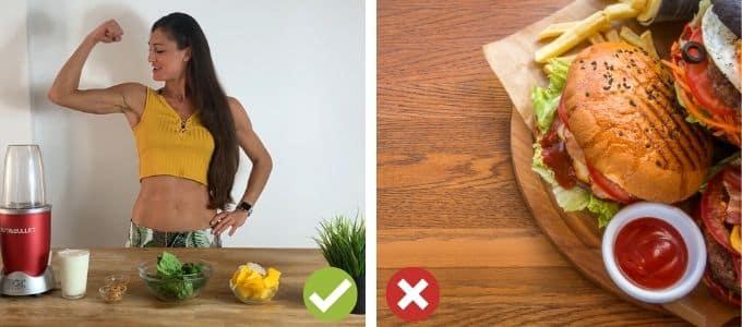 Nutrizione per eliminare la cellulite